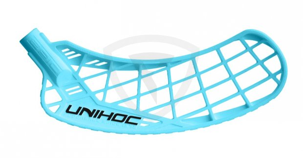 Čepeľ Unihoc EPIC Feather Light ledově modrá
