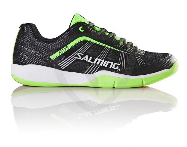 SALMING ADDER MEN Black / Green SALMING ADDER MEN Black/Green