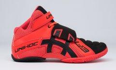 Unihoc U3 Speed Lady Red Black florbalová obuv - Florbal.com 93fa0672234