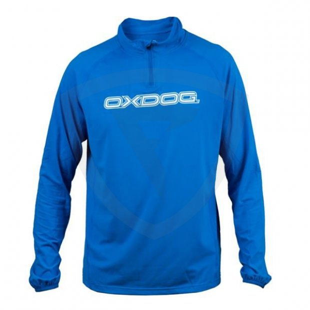 Oxdog Winton LS Warmup Blue oxdog-winton-ls-warmup-jersey-blue