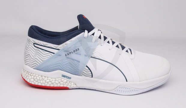 Puma Explode XT Hybrid 2 White-White-Denim-High Puma Explode XT Hybrid 2 White-White-Denim-High