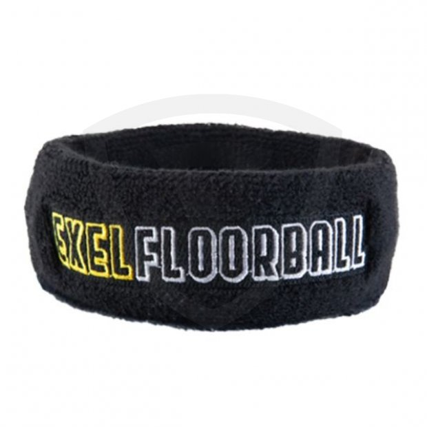 Exel Terry Headband Street Black exel-terry-headband-street-black