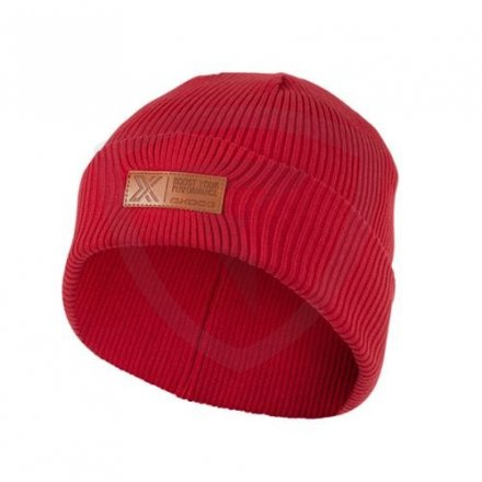 Oxdog Look Beanie Red