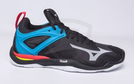 Mizuno Wave Mirage 3 Black-White-Blue