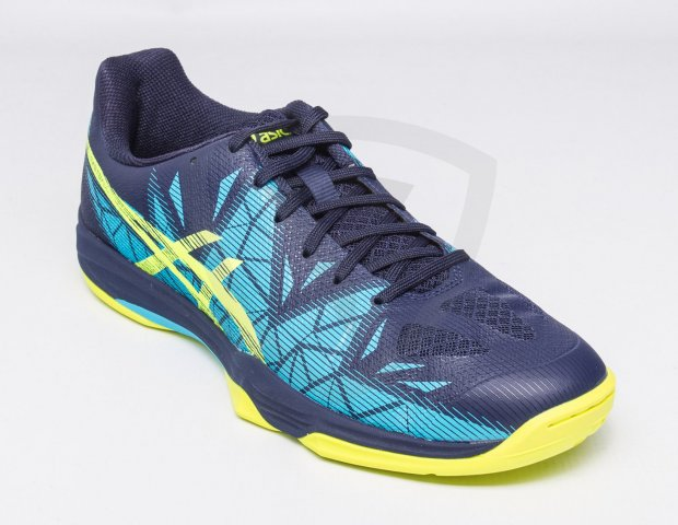 ASICS GEL-FASTBALL 3 Peacoat-Safety Yellow ASICS GEL-FASTBALL 3 Peacoat-Safety Yellow