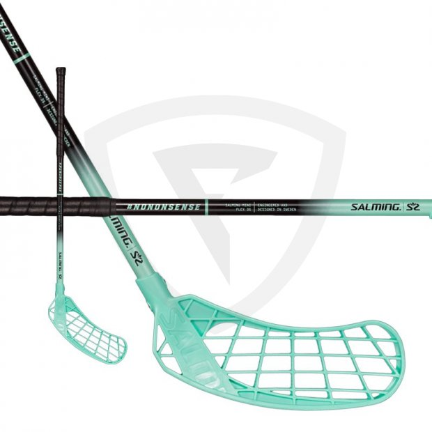 Salming Ministick 20/21 1090701-6301_1_Mini-stick_Turquoise-Black